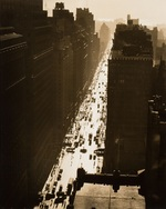 BERENICE ABBOTT (American, 1898-1991)  Five Changing New York Photographs, 1935--1938  #2