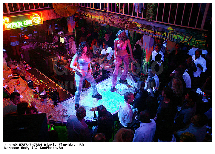 Miami Bars, Clubs, and Nightlife