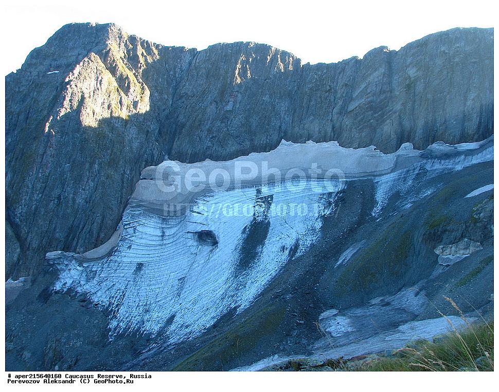 ледник россии фото