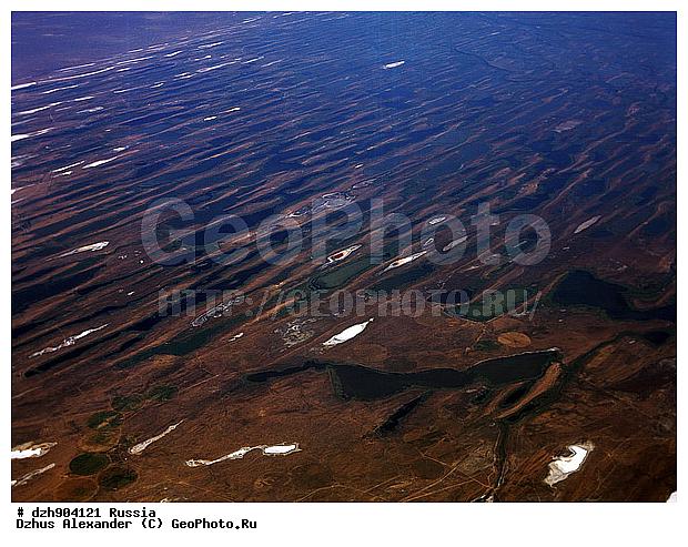Волга, аэросъемка, воздух, в среднем течении реки, река.