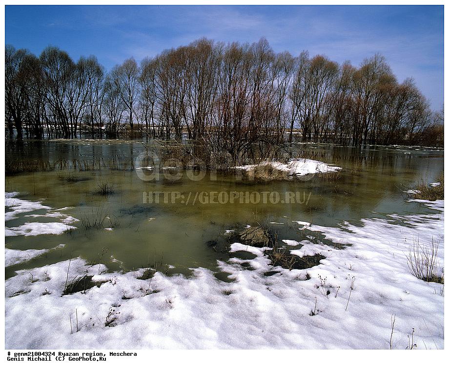 рыбалка весной на оке в районе рязани