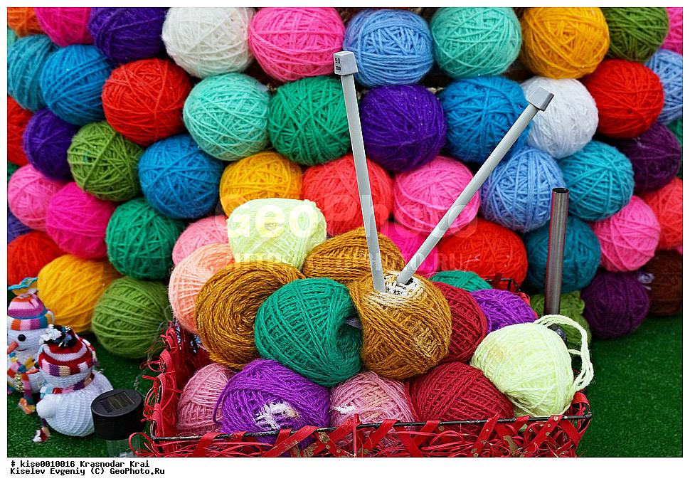 Моток пряжи для вязания