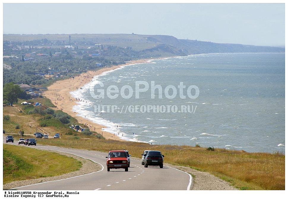 Темрюк фотографии города и пляжей