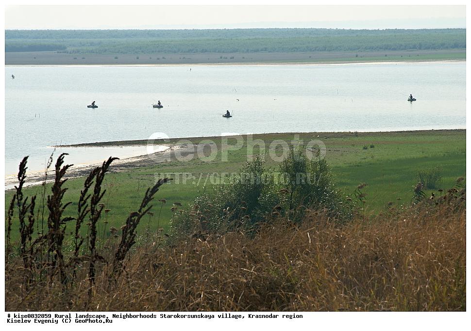 рыбалка в медведовской краснодарского края