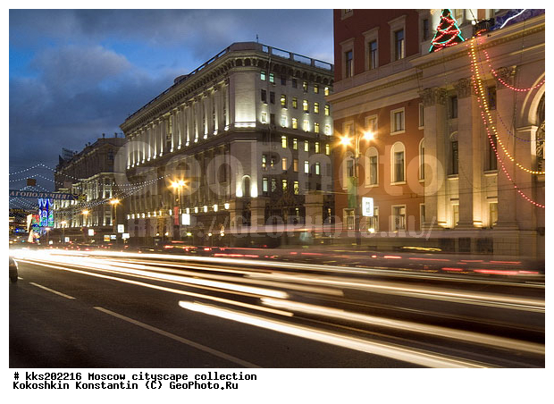 Москва тверская тверская улица ночью