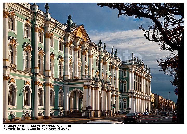 Санкт петербург архитектура дворец