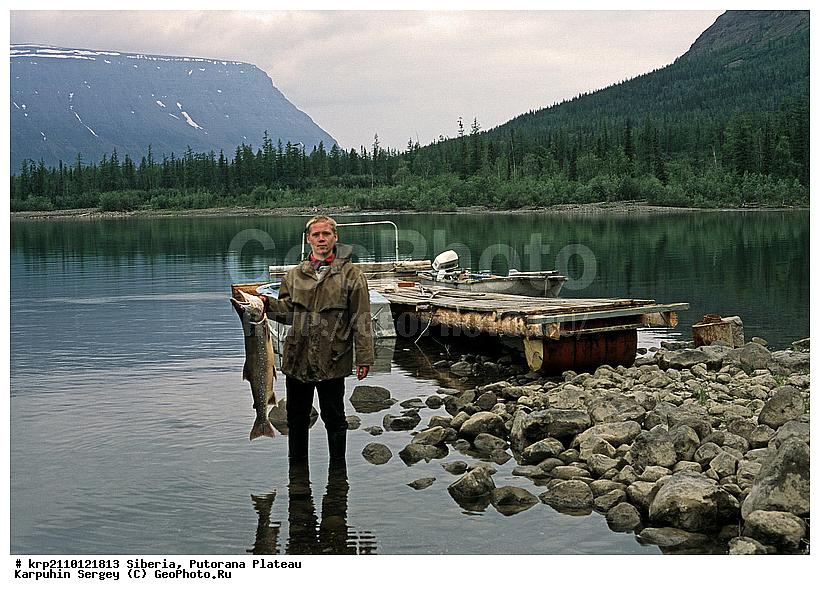 рыбалка на озере глубоком в норильске