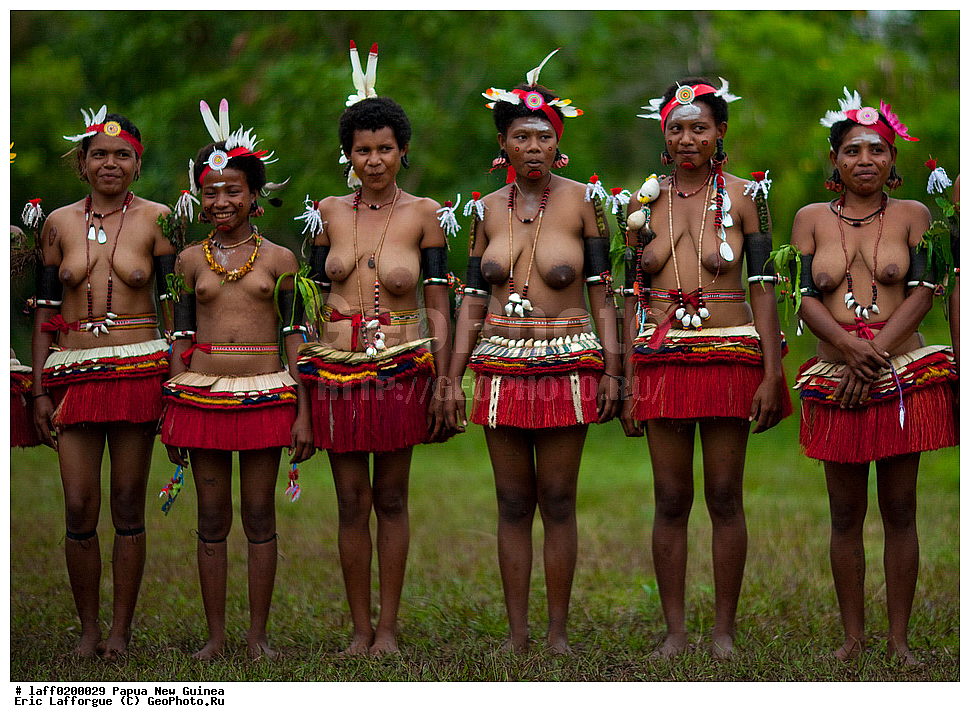 trobrianders tribe papua new guinea