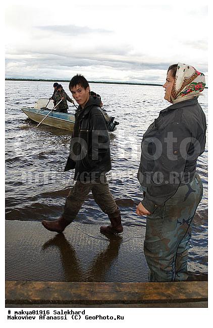рыбалка в салехарде на оби