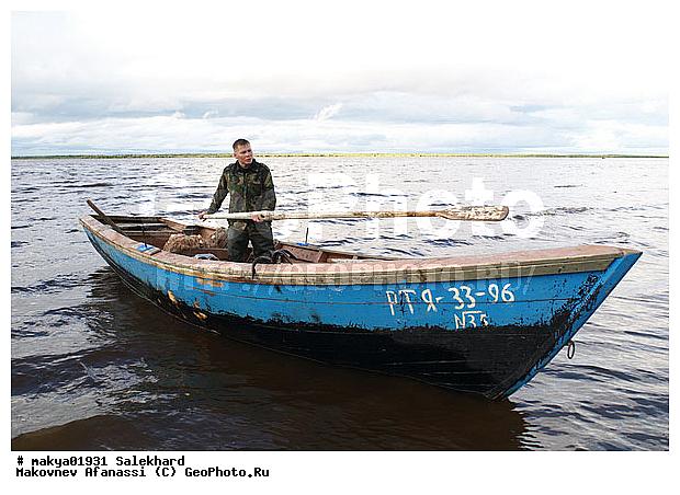 ильинский а лодка