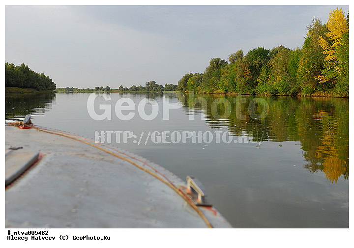 река старая волга рыбалка