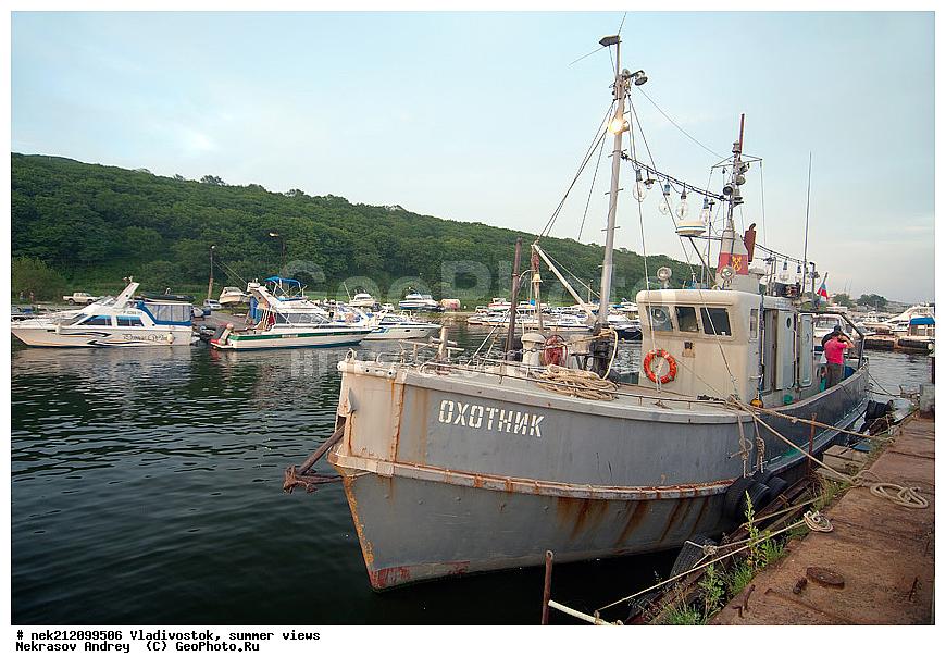 продажа рыболовных судов владивосток
