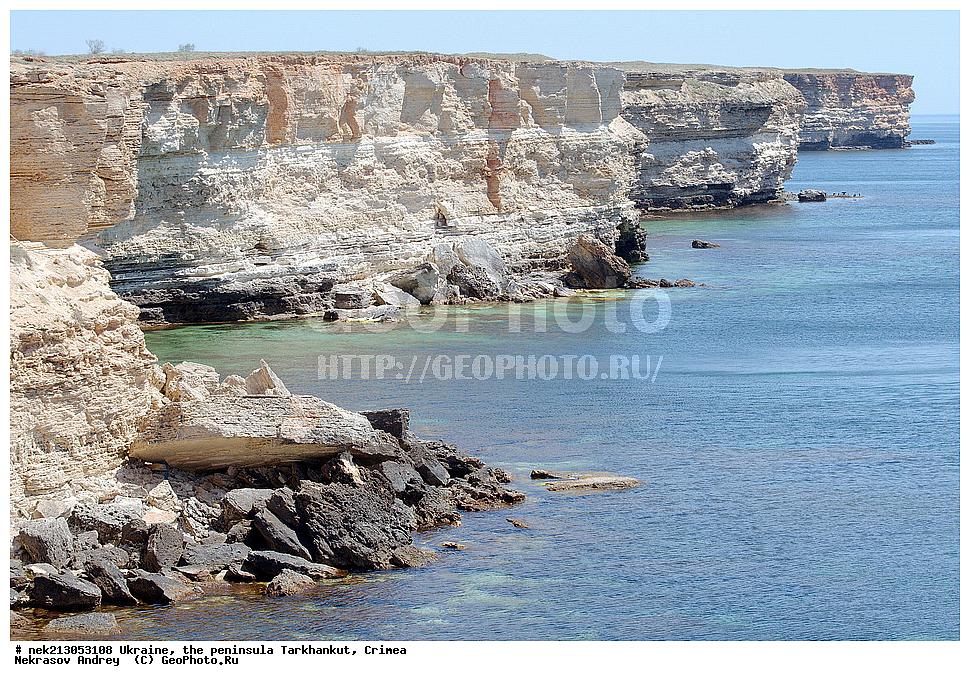 побережье крыма фотография