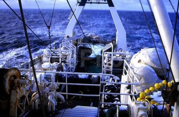 корма рыболовных судов