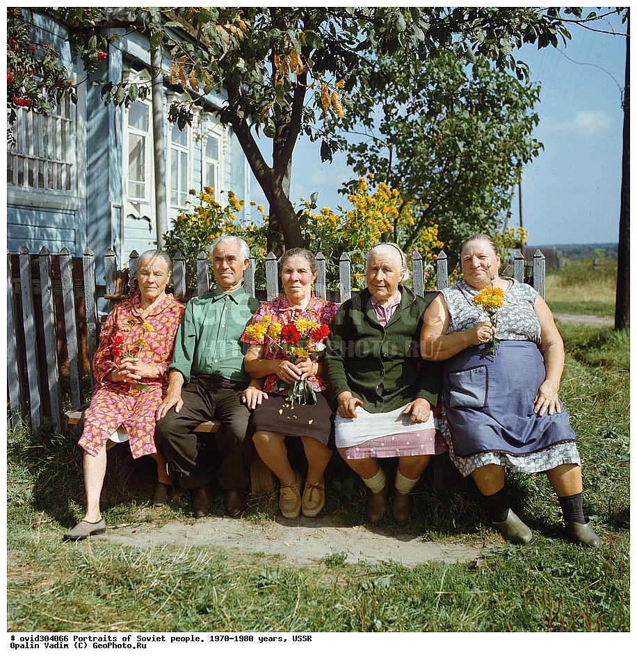 Ролики деревенских баб 4 фотография