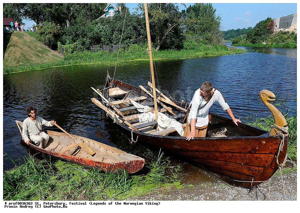 старинная лодка челн