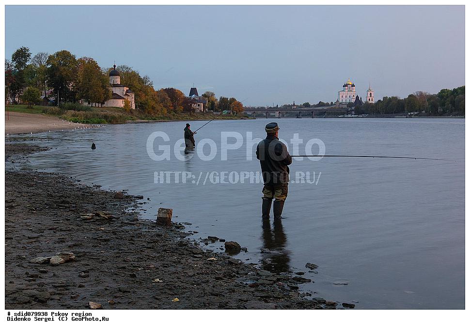 река крома рыбалка