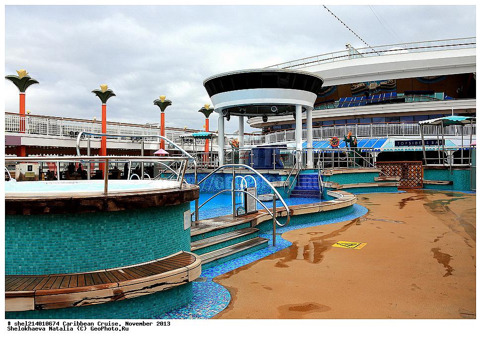морской круиз по карибскому бассейну порталом недвижимости СуперРиэлт