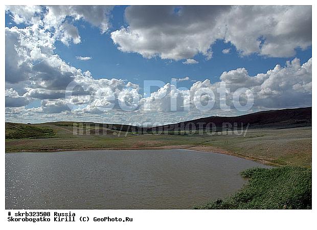 Горе озеро окрестности оренбурга