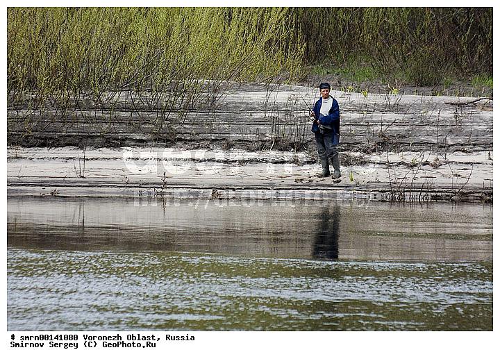 рыбалка в воронежской области на дону весной