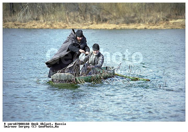 рыбалка спиннингом в омске