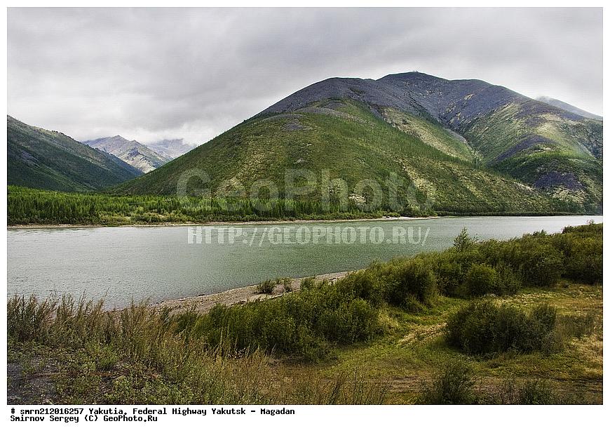 Якутия трасса якутск магадан р504 м56