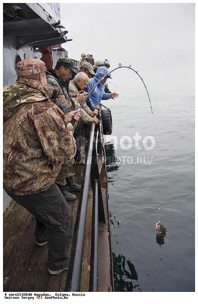 рыбалка на колыме фото
