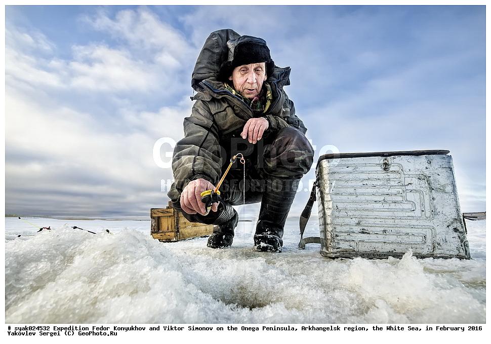 рыбалка во  онеге для белом море