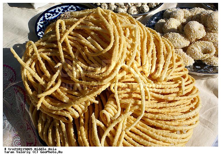 Сладости узбекистана рецепты
