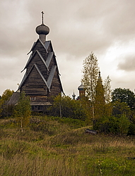 Church of the Nativity of Saint John the Baptist, Shirkovo, Tver, Russia