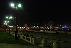 новороссийска фото ночью набережная