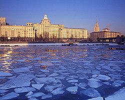 Москва виды города средний формат