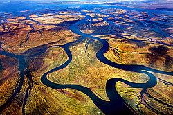Остров наумова дельта реки северная
