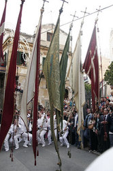 Italy, Palermo: Religious Fest for Saint Crucifix