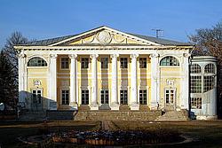Волынщина-Полуектово усадебный дом