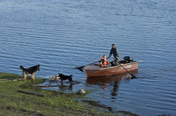 озеро шужегское рыбалка
