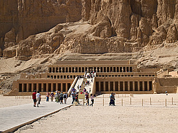 Храм Хатшепсут в Луксоре (Египет), Temple of Hatshepsut in Luxor