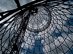 Shukhov Tower, Shablovka, Moscow. May 2014