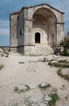 Мавзолей дочери хана в пещерном городе Чуфут-Кале, Крым